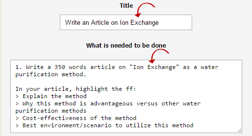 Cloned Article Request_Subject: Ion Exchange