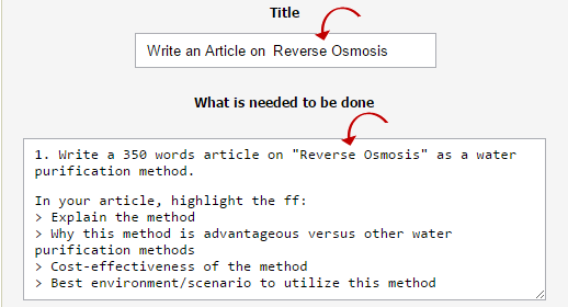 Cloned Article Request_Subject: Reverse Osmosis