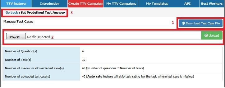 Auto Rate Tasks Feature – Sample Case File