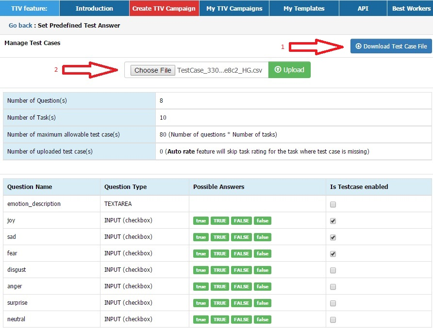 Added Feature in Auto Rate Tasks – Sample Case File